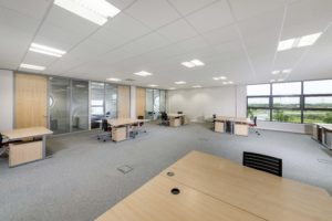 Newly released refurbished office suite at Wynyard Business Park.